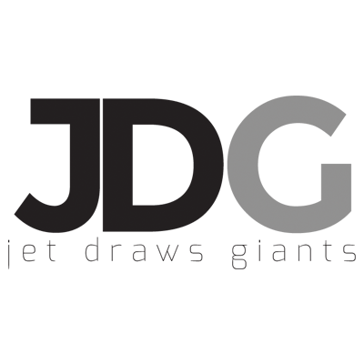 Jet Draws Giants